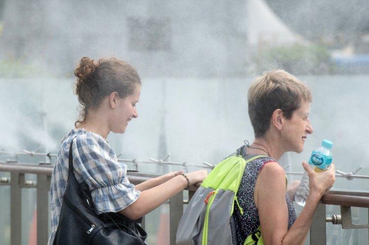 '폭염' 광주·전남서 온열질환자 130명 발생