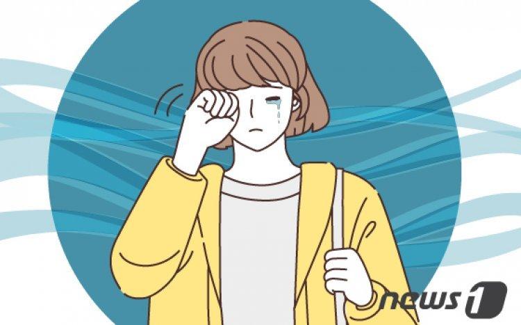 [안과질환] 찬바람 불면 눈물 '주르륵'