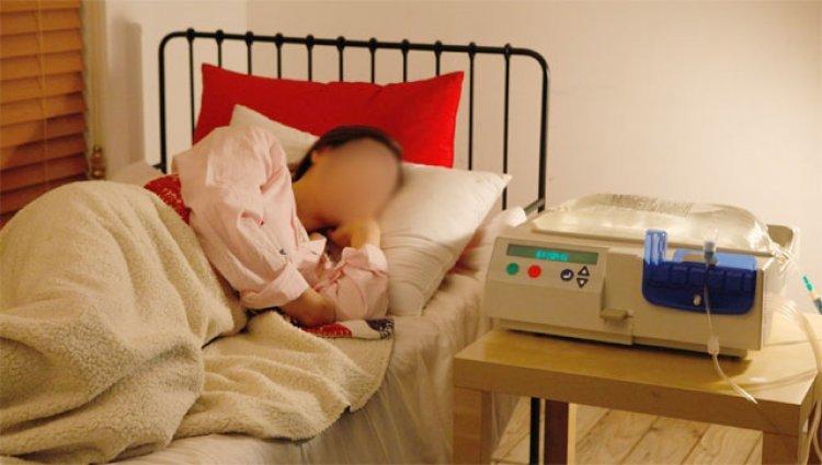 [단독]집에서 신부전 환자가 투석하면 병원에서 주치의가 실시간 상태 확인
