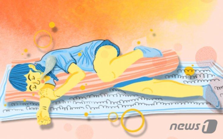 '낮잠은 다이어트의 적'…15분 넘으면 비만위험 10% 상승
