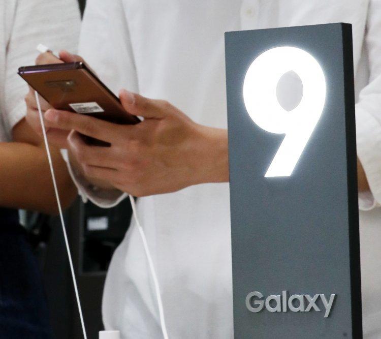 갤럭시 노트9, 출시 53일만에 국내서 100만대 돌파