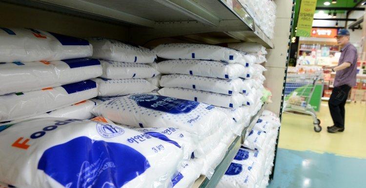 설탕·된장 등 다소비 가공식품 전년 대비 10%씩 올라