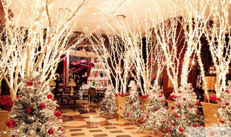 1년중 단 하루의 사치, 크리스마스엔 여기서…