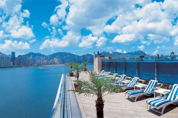 여름 휴가, 홍콩으로 '호캉스' 어때요