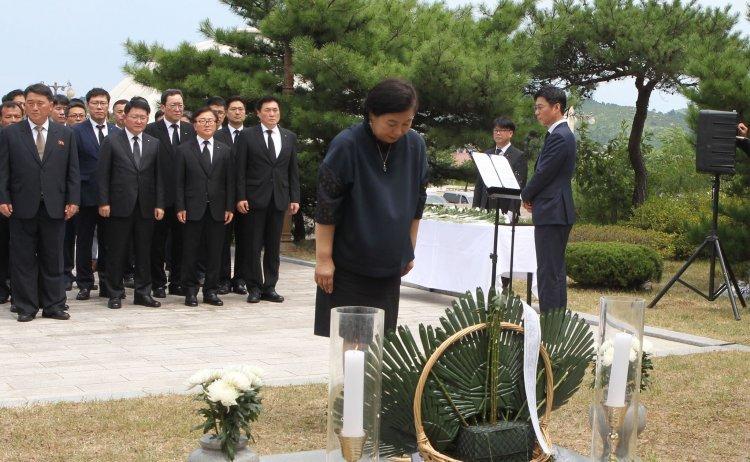 """현대아산 '금강산 관광' 20년史…현정은 """"역사의 소명"""""""