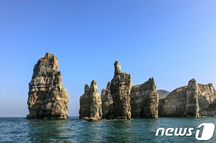 국가지질공원 백령·대청도, '지질생태 관광지'로 재탄생
