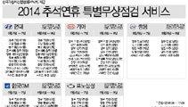 車 업계, 추석 연휴 특별무상점검