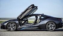 BMW, i8 고성능 버전 'i8S' 개발 중