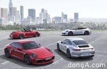 포르쉐 '뉴 911 카레라 GT' 출시