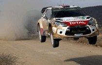 시트로엥, WRC 아르헨티나 랠리 우승
