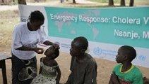 기아차, 말라위 홍수피해지역 콜레라 백신 지원