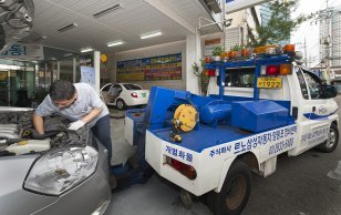 르노삼성, 여름철 폭우로 침수 피해 車 '특별 지원 캠페인'
