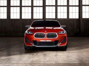 BMW, 차세대 콤팩트 SUV의 미래 'X2 콘셉트'…X패밀리…