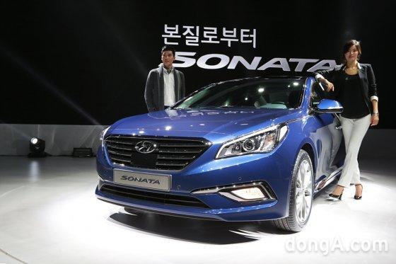 2015 Lf Sonata Official Release In Korea Hyundai Forums