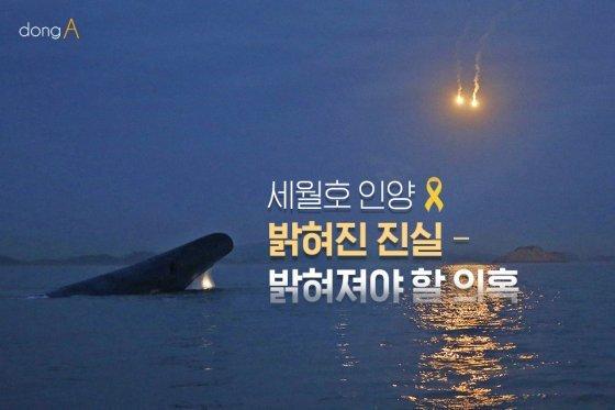 [카드뉴스]세월호 인양…밝혀진 진실, 밝혀져야 할 의혹