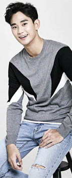 """김수현 """"혹평 어지럽지만 모든 것 불태운 영화"""""""