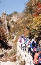 1998년 금강산 향하는 유람선 첫 출항