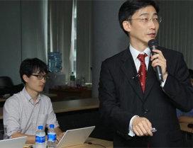 이국종, 동아일보 기자 지망생에게 편지 쓴 까닭