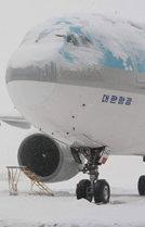 겨울이 오면 비행기는 흔들흔들