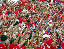 '12번째 선수' 붉은 악마의 탄생