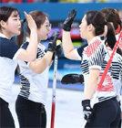 컬링 국가대표'팀 킴'의 쾌속 질주
