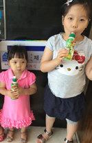 아이 손잡고 소중한 한 표…숙제가 아닌 축제