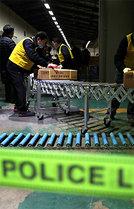 철통 보안 속 수능 문제·답안지 수송작전