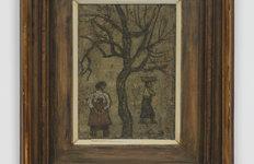 박수근 대표작품 '나무와 두 여인' 42년 만에 박수근미술관으로