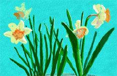 """""""그 무엇도 오는 봄을막지는 못합니다"""""""