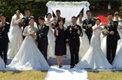 육군, 참모총장 주례로16쌍 합동결혼식