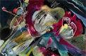 칸딘스키 '하얀 선이 있는 그림'476억원 최고가 낙찰