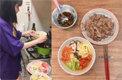 설리, 아이유가 만든 음식 자랑'이지은표 잔치국수+고기'