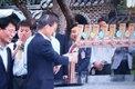"""'세븐브로이' 대표, 靑 호프미팅에…""""맥주는 소통에 가교역할"""""""