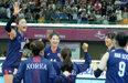 '김연경 11점' 한국, 이란에3-0 완승…세계예선전 2연승