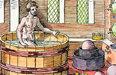 목욕 하다가 '유레카'인류 최초의 과학 실험은?