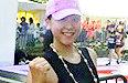'은퇴 후 마라톤 도전'아사다 마오, 첫 대회서 완주