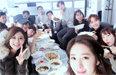 """강재형 MBC 아나운서국장 취임 '짜장면파티'…김나진 """"불통의 상징이 활짝 열려"""""""
