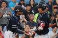 양의지, 140m 올 시즌'최장거리 홈런' 폭발
