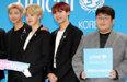 방시혁, 방탄소년단과7년 재계약 성공