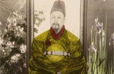 1905년 황룡포 입고 경운궁서 촬영美서 온 고종황제 초상 사진 공개