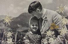 히틀러가 사랑한 유대인 소녀친필 들어간 사진…1300만원 낙찰