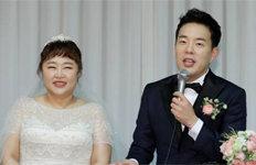 """'결혼' 홍윤화♥김민기""""선한 영향력 끼치는 부부될 것"""""""