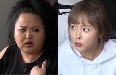 '홍진영 언니' 홍선영동생과 함께한 먹방에…