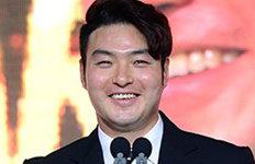 """""""넥센…아…히어로즈 박병호""""박병호가 수상 소감 더듬은 사연"""