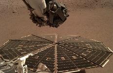 화성, 바람소리를 처음 들려주다인사이트호가 포착한 소리 공개