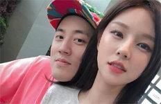 """조수애 """"임신 5개월 아니지만축하 고마워""""…직접 해명"""