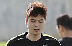 '기' 빠진다니…웃음기 가셨다기성용 부상 심각해 소속팀 복귀