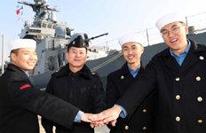 """한 배에 타는 3명의 김선우 일병""""남다른 전우애로 뭉쳐 든든하죠"""""""