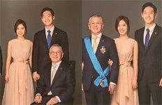 '오뚜기 3세' 함연지,가족사진 공개