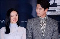 '모락모락' 현빈-손예진식지 않는 열애설